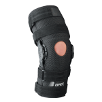 Fabric Hinged Knee Brace