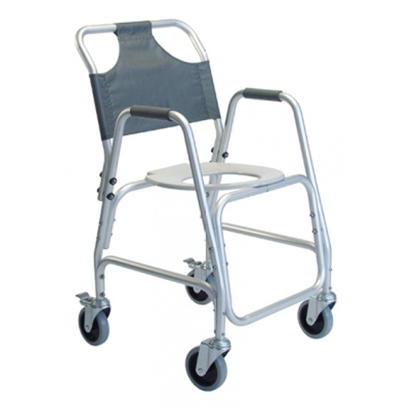 Lumex Deluxe Shower Transport Chair Highland Orthopedic
