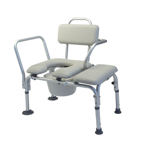 Lumex 7955a 1 Padded Transfer Bench