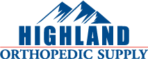 Highland Orthopedic Supply – Braces, Mobility, Bathroom Safety Supplies Logo